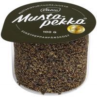 Valio Mustapekka siers ar melnajiem pipariem, 100g