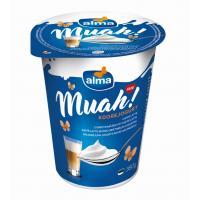 Alma Muah! Saldkrējuma jogurts ar kafijas piedevu 6,5% 380g