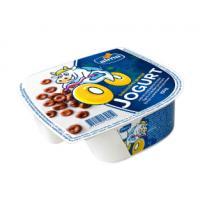 Alma jogurts ar šokolādes gredzeniem 5,4% 150g
