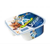 Alma jogurts ar mandelēm un šokolādes skaidiņām 7,4% 150g