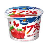 Alma deserta jogurts ar zemenēm 2,4% 200g