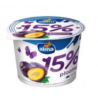Alma deserta jogurts ar plūmēm 2,6% 200g