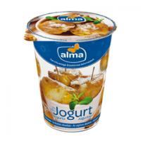 Alma jogurts ar ceptiem āboliem 2% 380g
