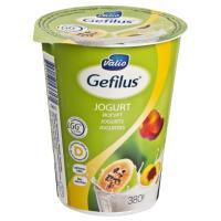Valio Gefilus jogurts ar persiku - papaijas piedevu 2% 380g