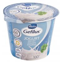 Valio Gefilus jogurts bez piedevām 2,5% 100g