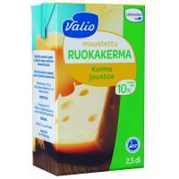 Valio krējums kulinārijai ar 3 sieru garšu 250 ml